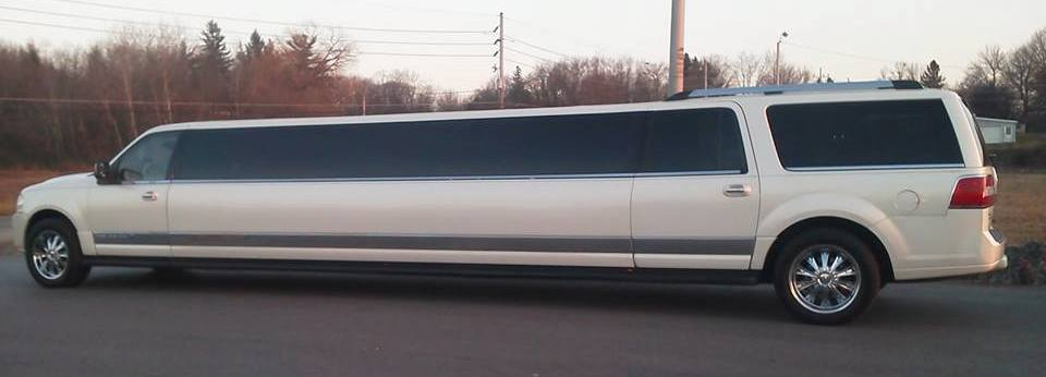 Prom Limousine Western Mass